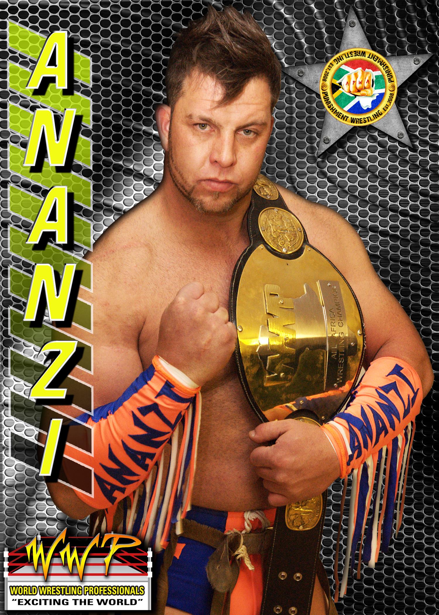 Ananzi WWP Champion